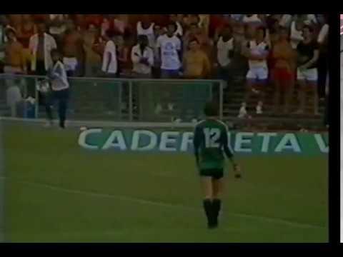 Flamengo x River Plate - Libertadores 1982 (PRIMEIRO TEMPO)