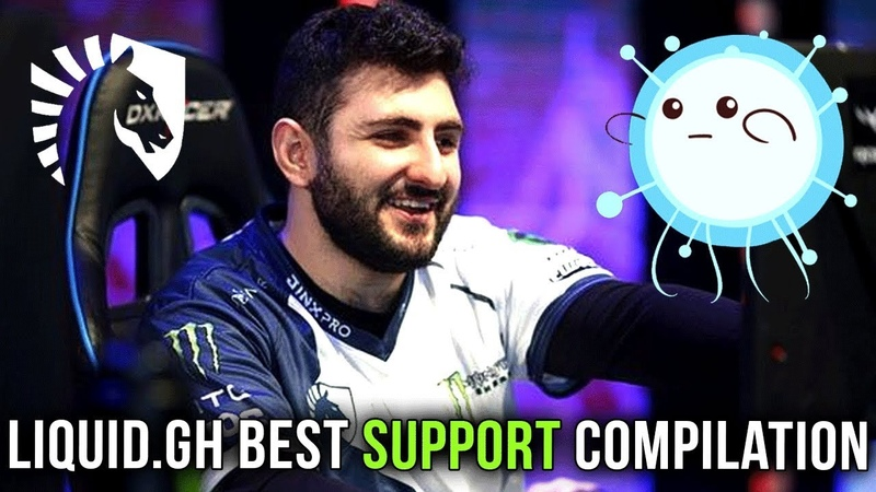 Gh-god TI7 Winner EPIC Gameplay Compilation - One of the BEST Support Players in Dota 2 History?