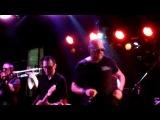 Voodoo Glow Skulls - Shoot The Moon (Live in Moscow, Plan B club, 111213)
