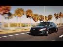 "Honda Accord on 20"" Spec-1 Racing SP-8 Concave Wheels"