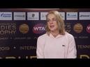 Анастасия Павлюченкова WTA Ladies Trophy 2019