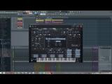 [JohnnyRa Prod] Sylenth1 Обучение, обзор, гайд, часть 1 | Урок FL Studio 12