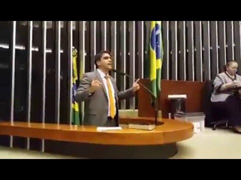 Cabo Daciolo mas uma vez manda recado para Dilma, Lula, Aecio, Cunha, Temer e Renan