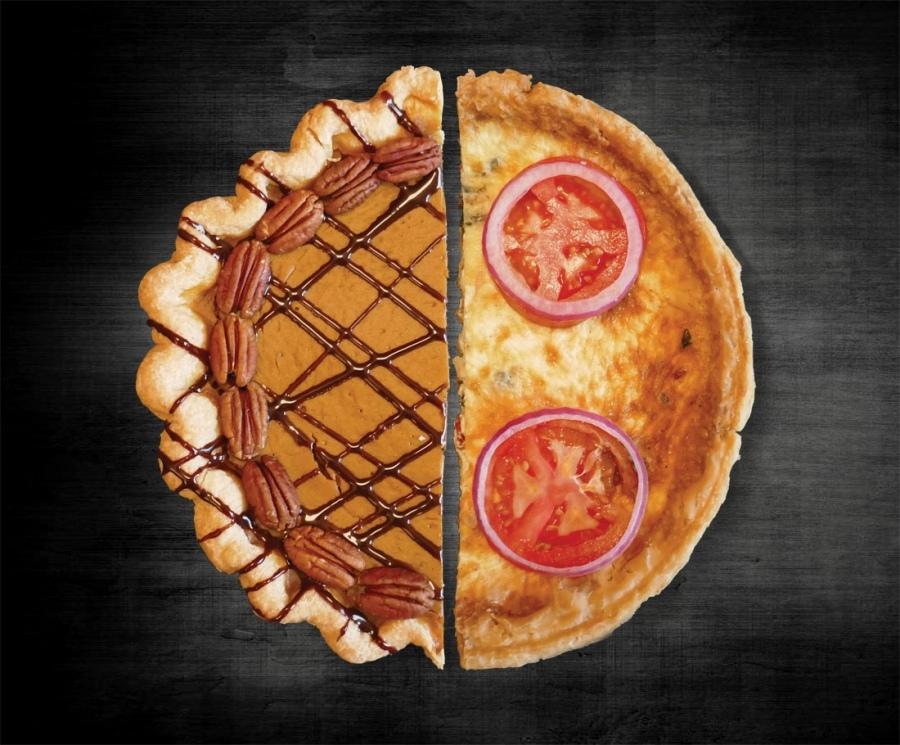 Почему пироги лучше фастфуда?