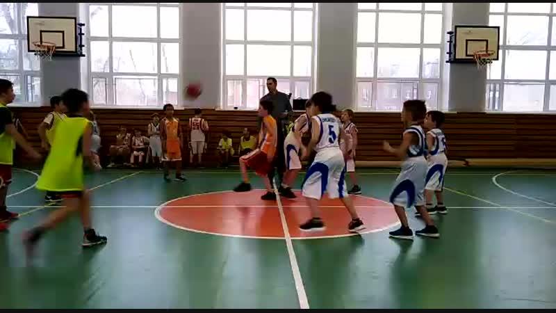 Первый матч 2008-10 г.р.