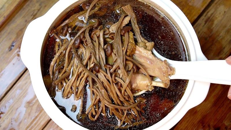 入冬后,多给家人炖这一锅老鸭汤,滋补养胃,孩子喝了增强免疫力!