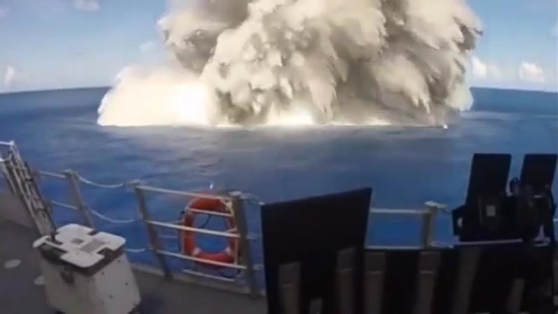 Somalia pirates mess with wrong ships part 4
