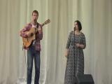 Юлия Зиганшина и Роман Ланкин Фестиваль Белое Озеро 02.06.2018