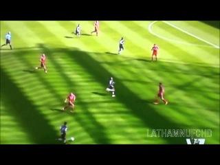 Hatem Ben Arfa Vs Lionel Messi