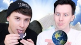What if Dan and Phil were GODS