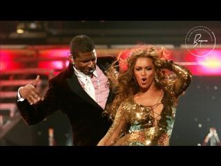 Usher & Beyoncé - Bad Girl (One Night, One Star, Usher Live) [2005]
