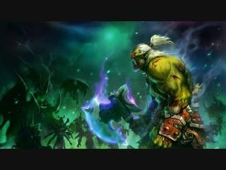 World of Warcraft - Warrior Orc