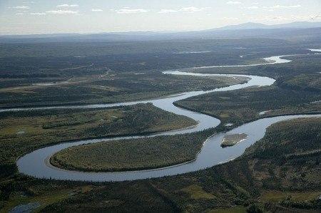 реки по: