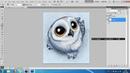 предварительная обработка изображения в программе фотошоп для создания дизайна машинной вышивки в технике фотостежок