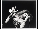 Janis Joplin w Big Brother &amp The holding Co. - Newport Folk Festival - 07271968