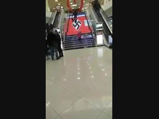 Kyiv's shopping mall gorodok