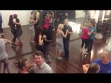 Кизомба Дино и Лида / школа танцев RitmoDance Москва