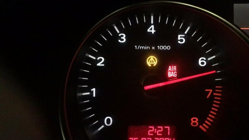 Ауди А8 V8 4,2L на А92 Бензине