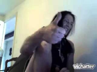 Scorpions акустическая версия - музыка, интересное в видеочате (Vichatter Official)
