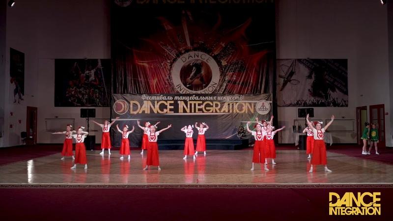 Dance Integration 2018 - 714 - В далекие края Белая ворона пгт. Водный