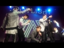 [Fancam][22.03.2018] Meet Greet in Moscow Spotlight Tour (VAV - 'What Makes You Beautiful' cover by One Direction)