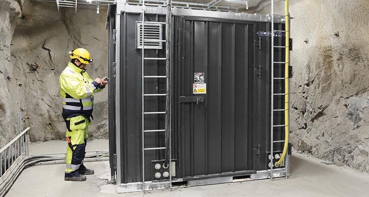 Boliden Electro предлагает систему удаленного управления взрывом