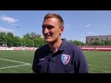 Первое интервью Александра Заикина