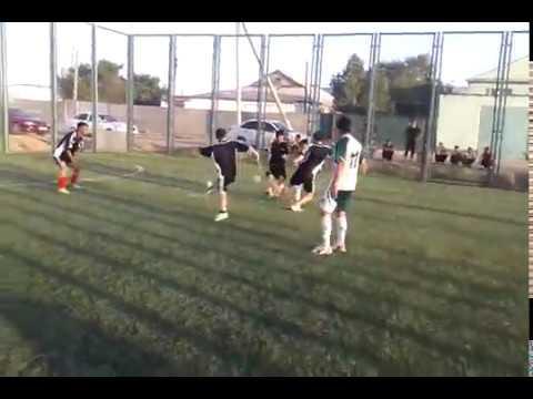 Абылхайыр Райханов | Abay Raychanov goal Beybarys vs Abat. 2015