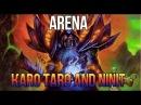 Играем с Ninit Hearthstone Arena