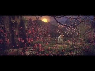 Джет Ли. Комплекс с трехзвенным цепом сянь цзе гунь и мечом дао