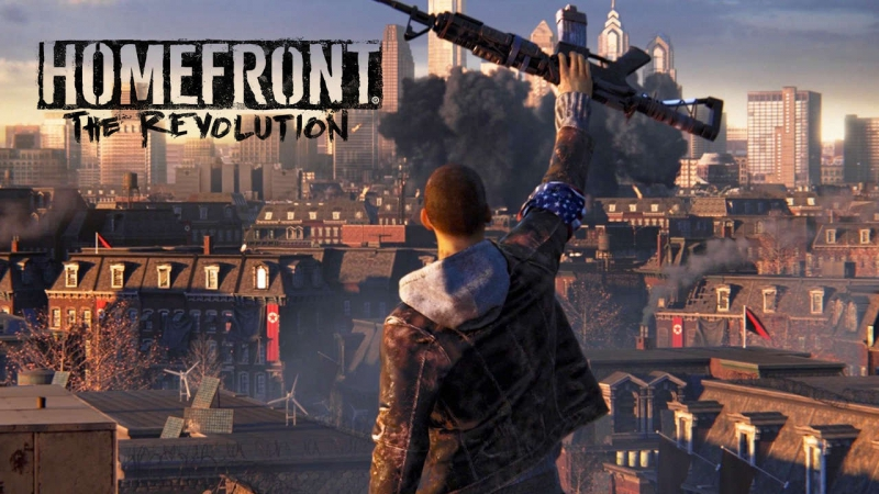 Homefront The Revolution: Голос свободы