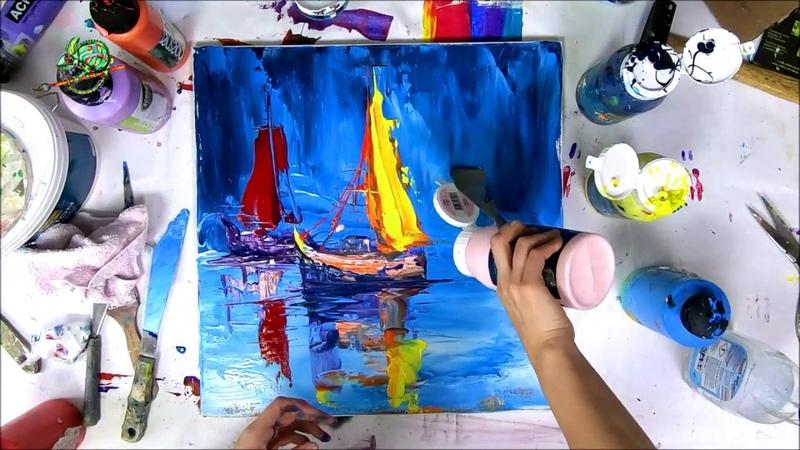 Segelboote! Die Kunst von heute mit Culari GoPro Hero 7 Back