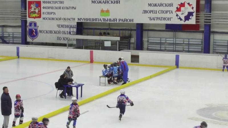 Турнир Можайск, 16.02.19 ХКАВ-ХКТемп