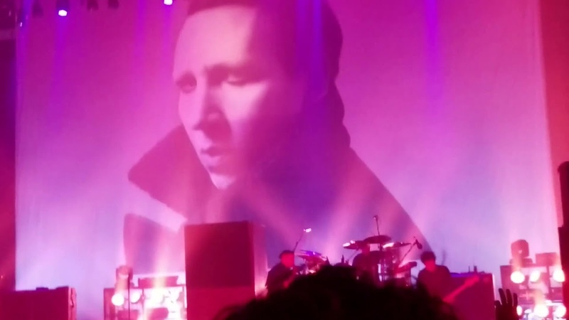 Marilyn Manson - Great Big White World [live at Knoxville, 23.10.2018]