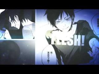 Izaya x Shizuo} Taste the Flesh♥ HB Ali♥