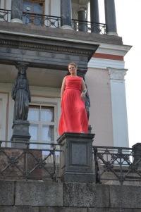 Елена Филиппова, 23 октября 1983, Санкт-Петербург, id1806508