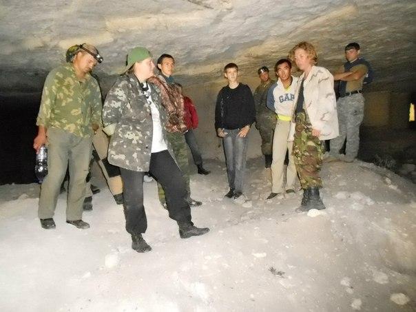 Военно-археологическая экспедиция - Аджимушкай-2013 4imT4clGA5E