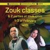 Zouk classes Kadu & Bruna