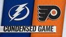 02/19/19 Condensed Game: Lightning @ Flyers