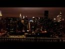 Ночной город. Нью-Йорк