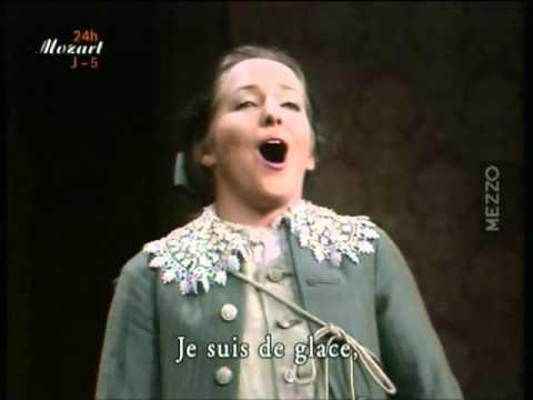 Mozart Le nozze di Figaro Voi che sapete che cosa è amor
