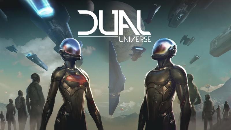 Dual Universe   Alpha 1 First Contact Trailer