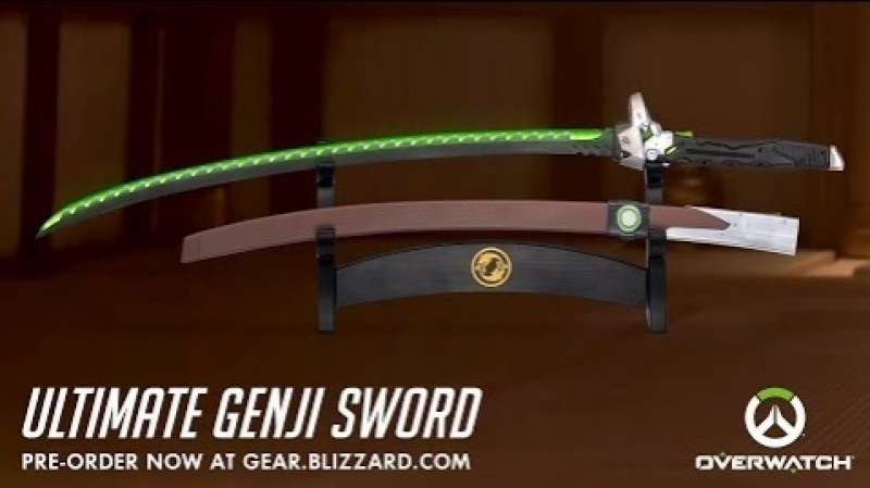 Ultimate Genji Sword | Pre-Order Now! | Overwatch