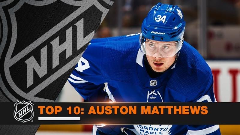 Топ-10 моментов с участием Остона Мэттьюса в сезоне 2017-18