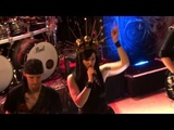 XANDRIA - Stardust Voyage Of The Fallen....@ PARIS - Divan Du Monde - Feb 9, 2016