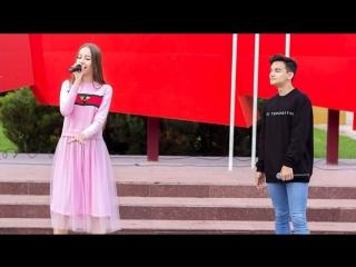 Лина Блестящая feat. Руслан Надршин   Не скажу   Праздник Красоты