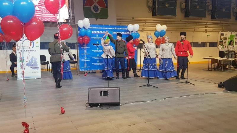 Дебют! Наше первое выступление на фестивале Гражданская инициатива 21.04.2018 г.