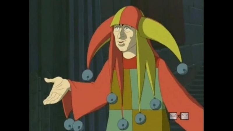 Терри Пратчетт (2) Плоский Мир. Вещие сестрички (1997) Terry Pratchett's Discworld - Wyrd Sisters