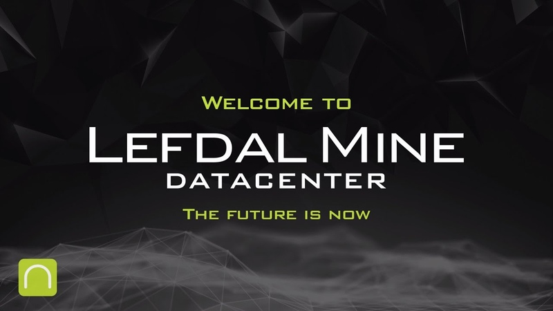 Lefdal Mine Datacenter – The Future Is Now