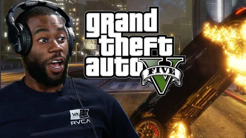 We Try To Survive The Purge in Grand Theft Auto 5 • Episode 3
